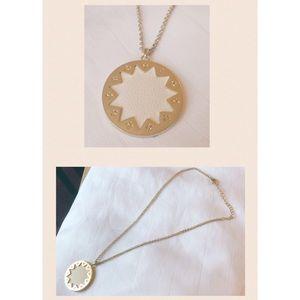 Jewelry - Similar to House of Harlow Gold Sunburst Necklace